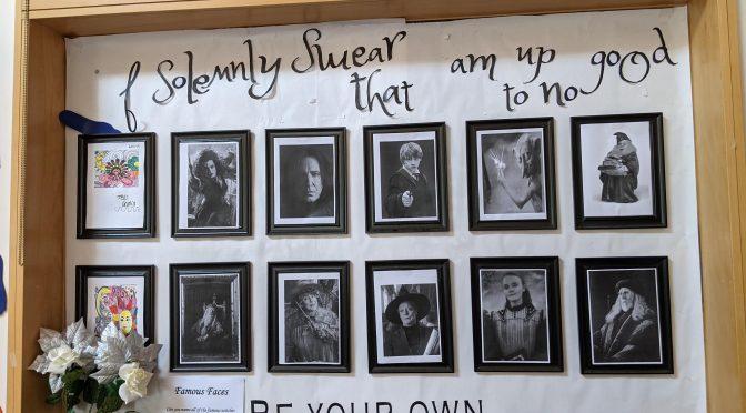 Harry Potter portraits