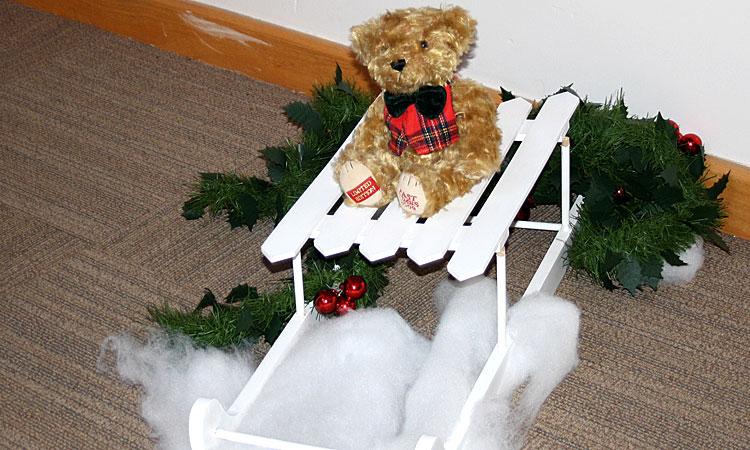 Christmas at Cluny