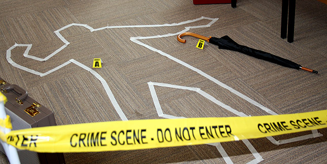 James Bond Murder Mistery Week